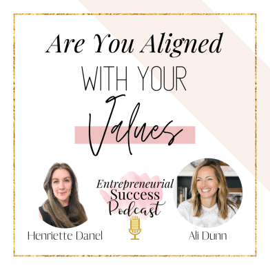 are you aligned with your values