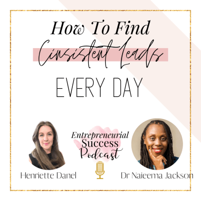 how to find consistent leads every day
