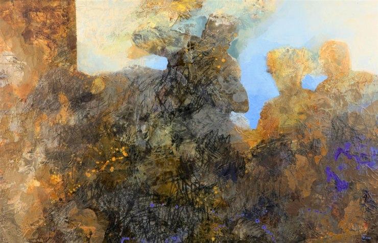 Insomnia 110 x 170 cm