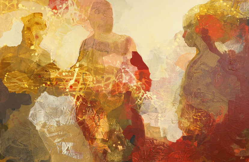 Serenity 110 x 170 cm