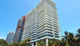 Modern condominium in South Beach