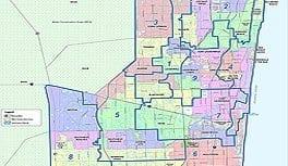 Map of South Florida neighborhoods