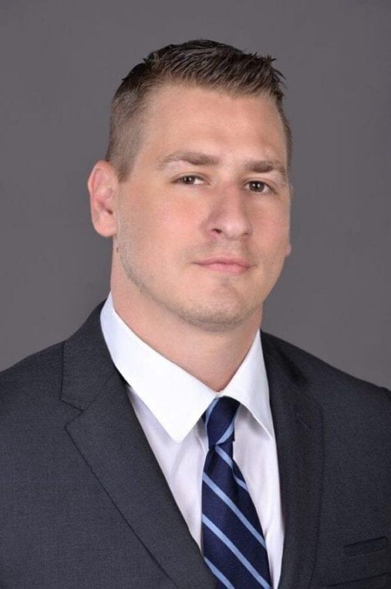 Portrait image of Justin Stoltz