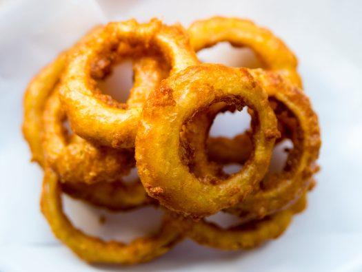 Henri Hollis - Onion Rings