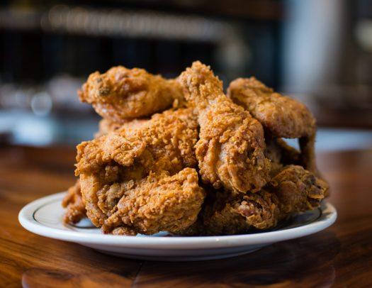 Henri Hollis - Fried Chicken