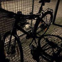 Man cyklar alldeles för sällan...