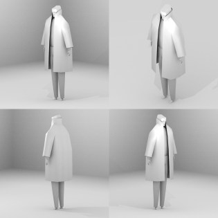 Quick Test Game Character – Wip – 2015