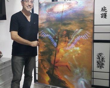 Henrique Vieira Filho - Artista Plástico e Terapeuta