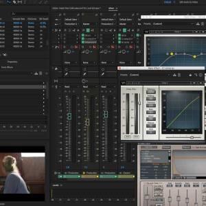 ReRecording Mixer for Film