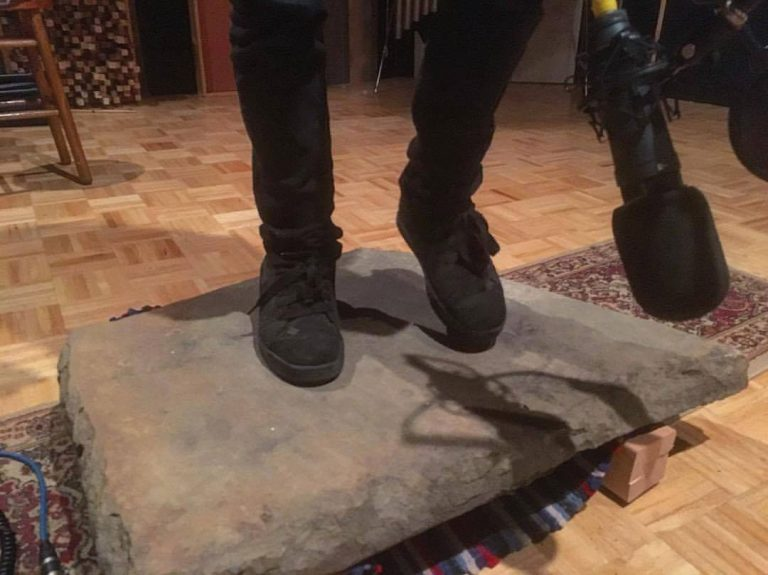Foley Foot Step Recording - Audio Post Production for Film