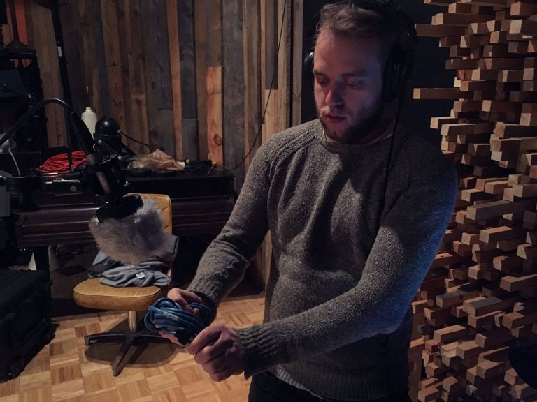 Sound Effects Recording Foley for Films