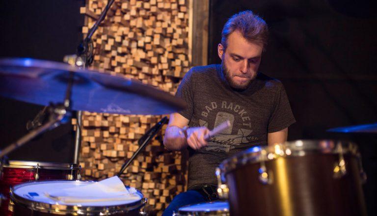 Tuning for Drum Recording Studio Session