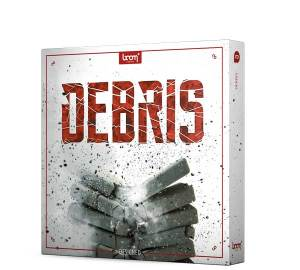 Review: Debris Sound Effect Pack from BOOM Library - Henri Rapp: Production Sound Mixer & Location Sound Recordist