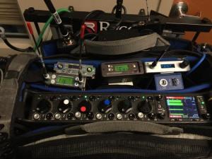 Houston Film Sound Mixer