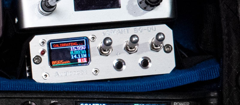 Audio Root Power Distribution