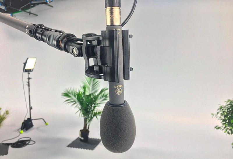 Boom Microphone