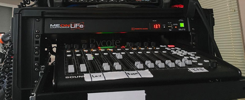 Remote Audio Meon Life Cart Power Solution