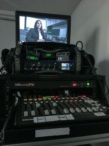 Production Sound Mixer Gear