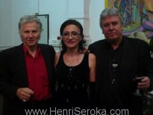 Credo 2008-10-05 Conservatoire Royal of Brussels - Robert Gogoi - Eva Nyakas - Henri Seroka 001