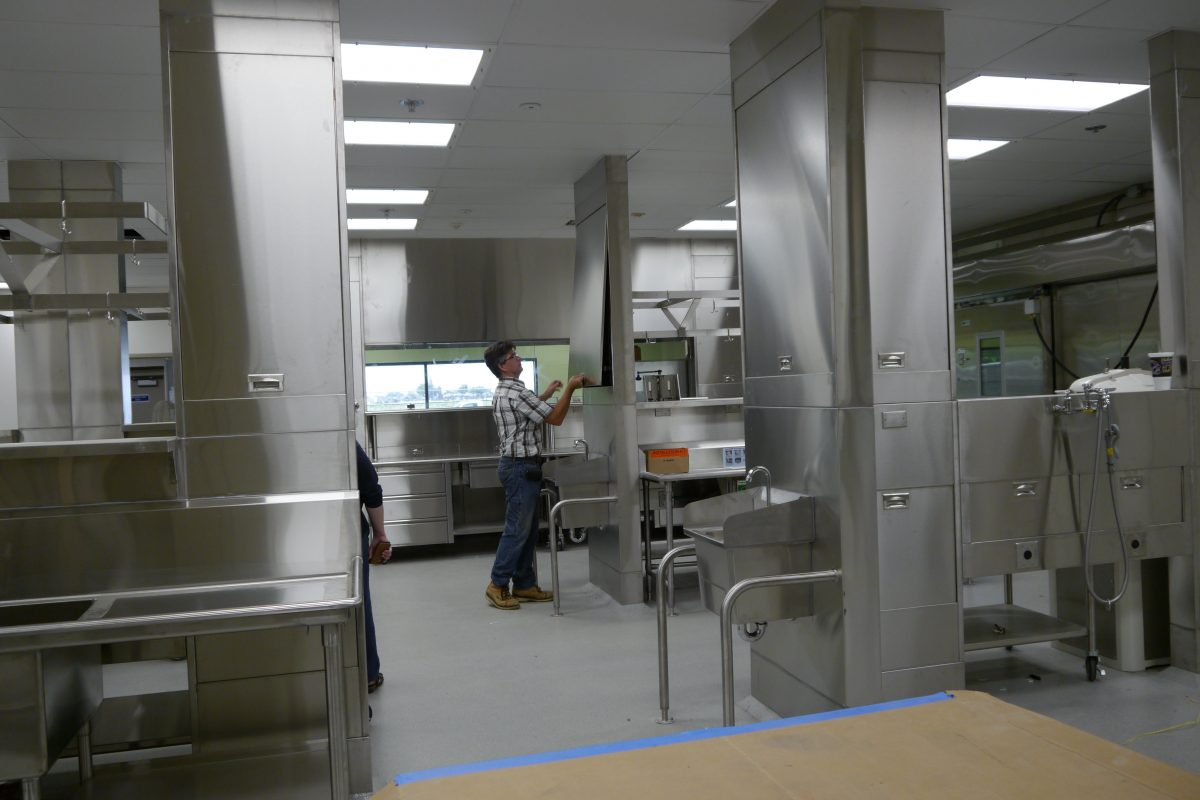 Lodi Central Kitchen Equipped for Efficiency  Henry