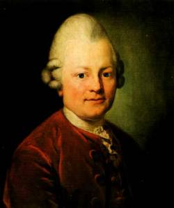Gotthold Ephraim Lessing (1729-1781) Source: Wikimedia Commons