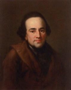 Moses Mendelsohn After Anton Graff [Public domain], via Wikimedia Commons)