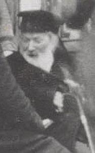 Israel Meir Kagan (photo courtesy Baruch Chafetz via Wikimedia Commons)