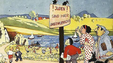 Antisemit.Kinderbuch v.Elvira Bauer 1936