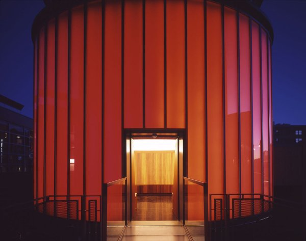James Turrell. Light Reign Exterior Detail . 2003