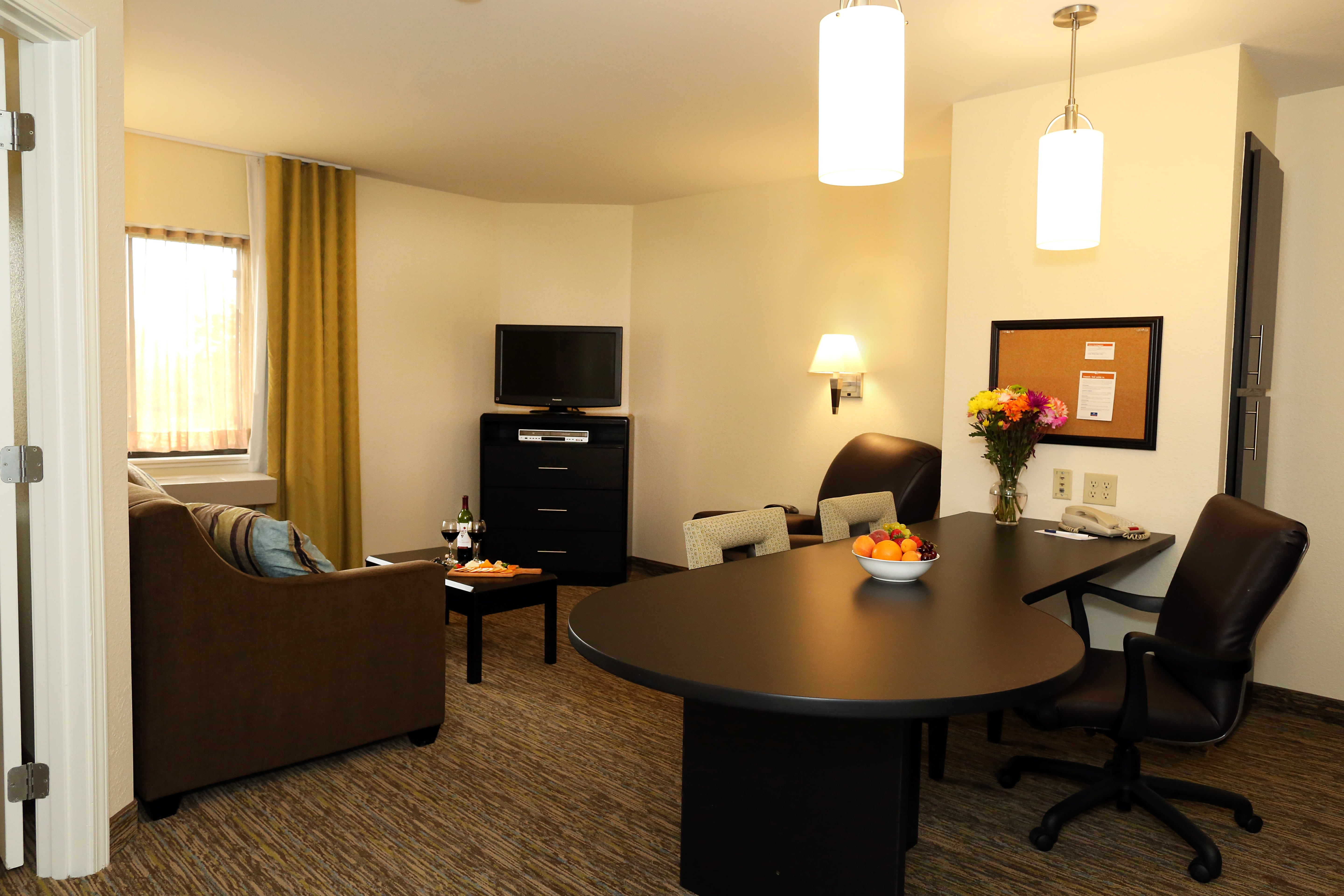 Candlewood Suites  Henry Center for Executive Development  Eli Broad College of Business