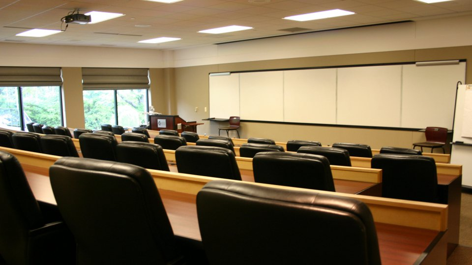 Executive Classroom48 seats  Henry Center for Executive Development  Eli Broad College of