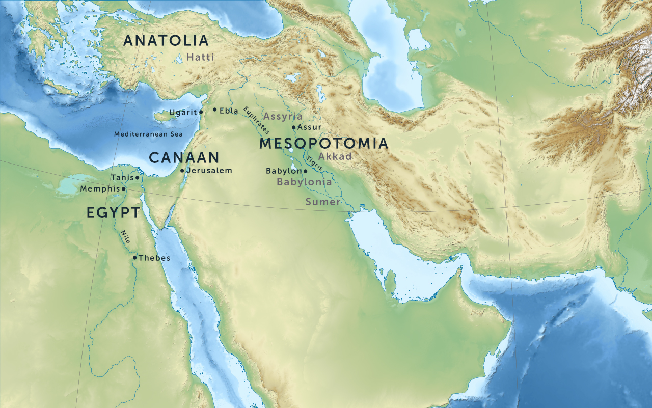 Biblical Authority Creation And The Ancient Near Eastern