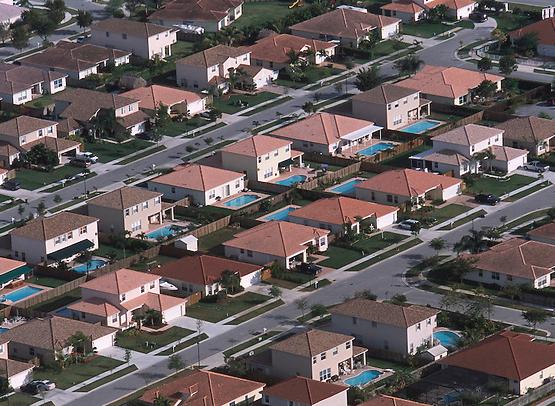 Suburban Sprawl in Miami
