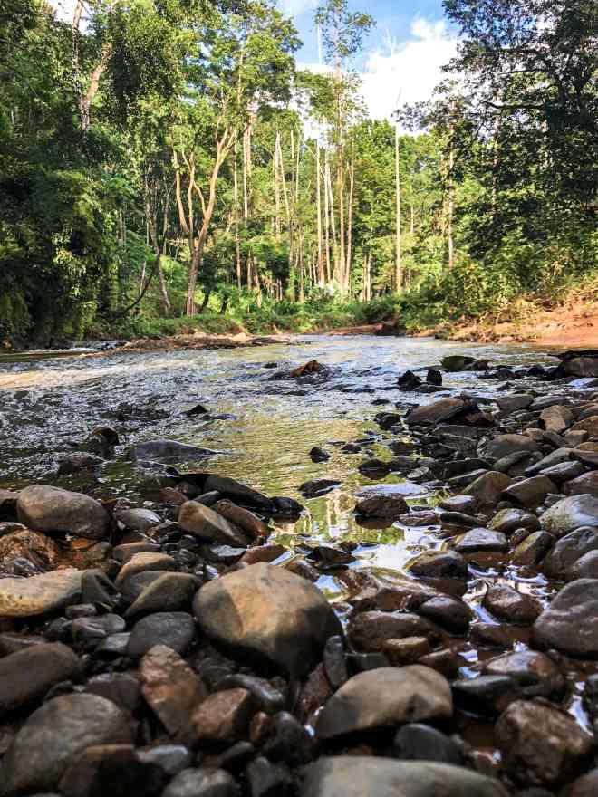 Río María Prieta en Porta Norte
