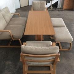Sofa Furniture Singapore Suede Cleaning London Japanese Style Dining Living Set - Henry Furnishing ...