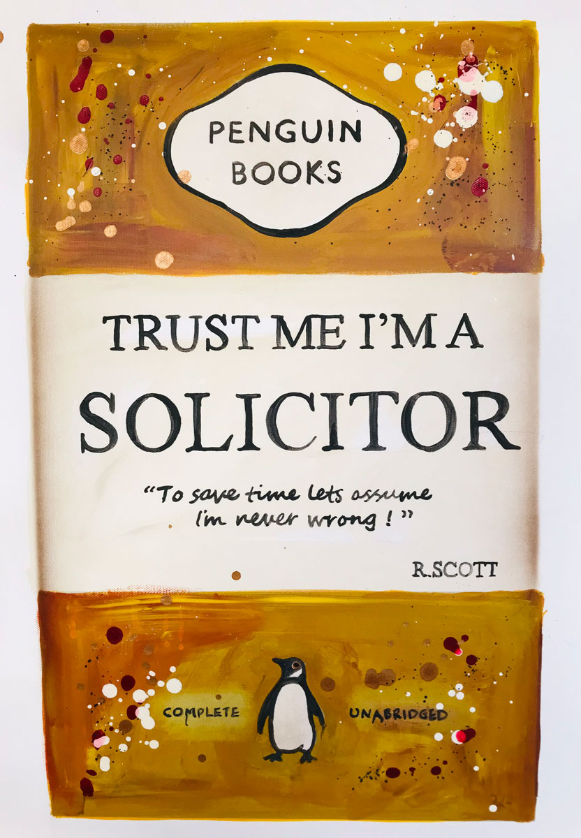 Trust Me Im a Solicitor