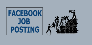 How to Create Facebook Job Posting via Facebook Page