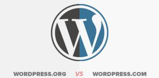 Difference Bewtween Wordpress.com and Wordpress,org