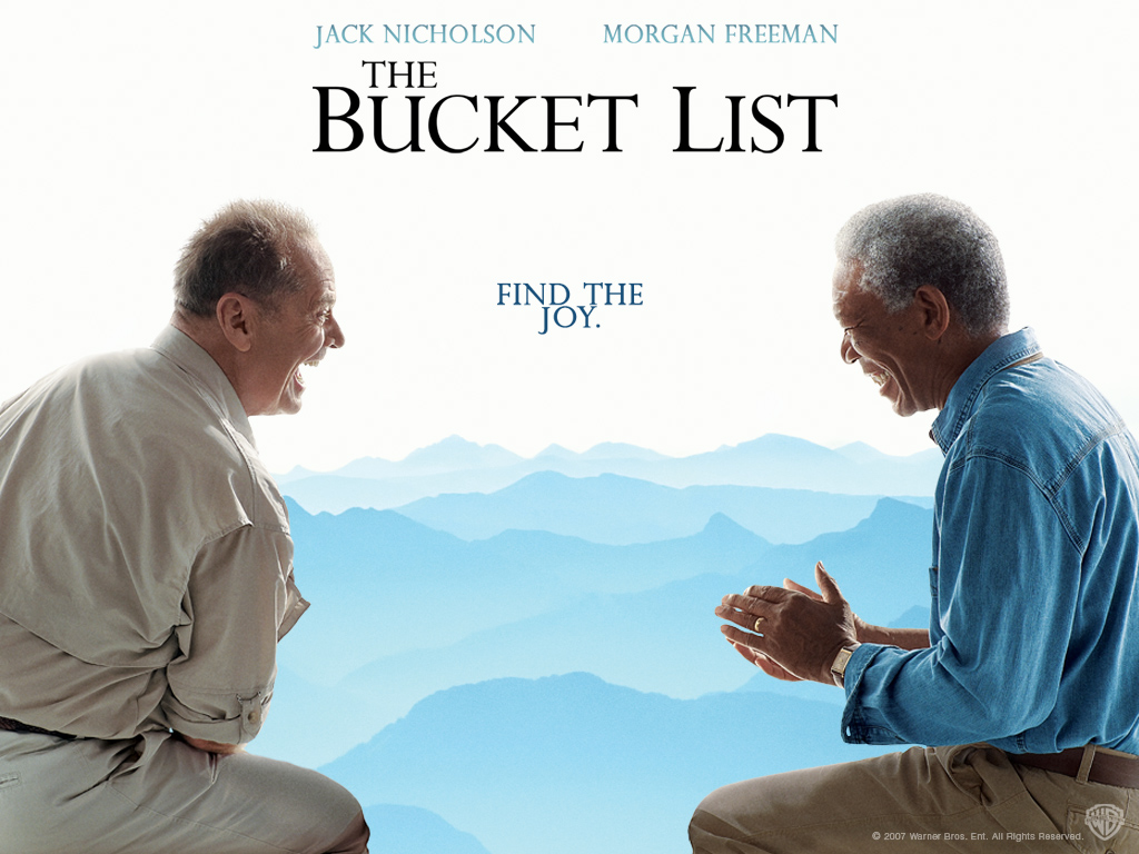 Image result for the bucket list