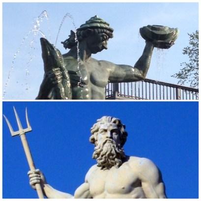 Poseidon jfv den danske Poseidon