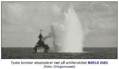 Niels Juul i kamp 29. august 1943