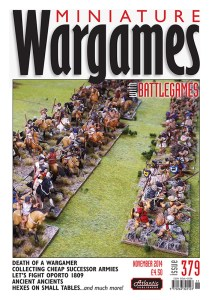 Miniature Wargames with Battlegames