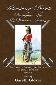 Adventurous Pursuits of a Peninsular War & Waterloo Veteran front cover