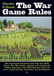 The War Game Rules by Charles S Grant front cover