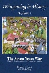 Wargaming in History Volume 1 by Charles S Grant cover