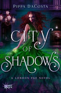 City of Shadows by Pippa DaCosta