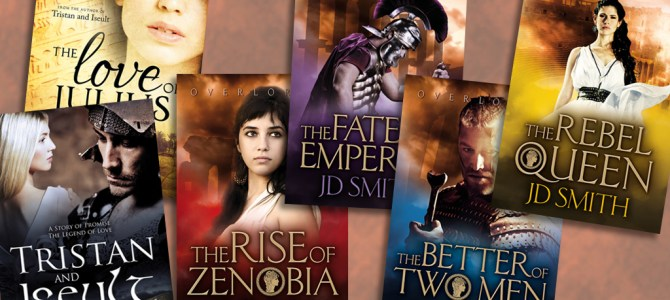 Author Insights: Six of the Best with JD Smith