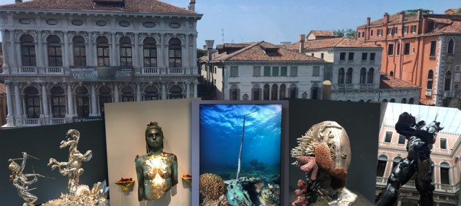 Damien Hirst in Venice: Treasures from the Wreck of the Unbelievable Part 2