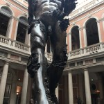 Pieces from Treasures from the Wreck of the Unbelievable by Damien Hirst at the Palazzo Grassi, Venice