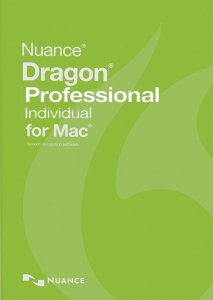 Nuance Dragon Professional Individual for Mac, the new incarnation of Dragon Dictation